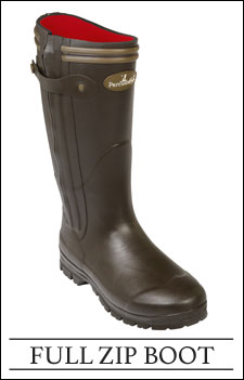 Rambouillet Hunting Boot