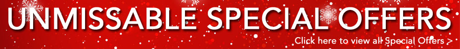 Unmissable Special Offers