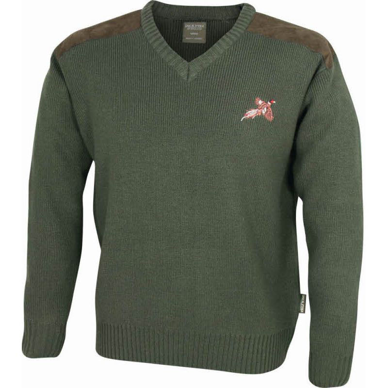 V Neck Shooting Jumper