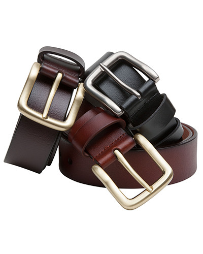 hoggs leather belt