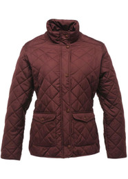 Ladies Lightweight Quilted Jacket