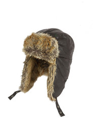 Hoggs Wax Trapper Hat