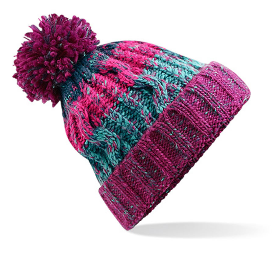 womens bobble hats and beanie hats