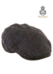 Mens Harris Tweed Cap