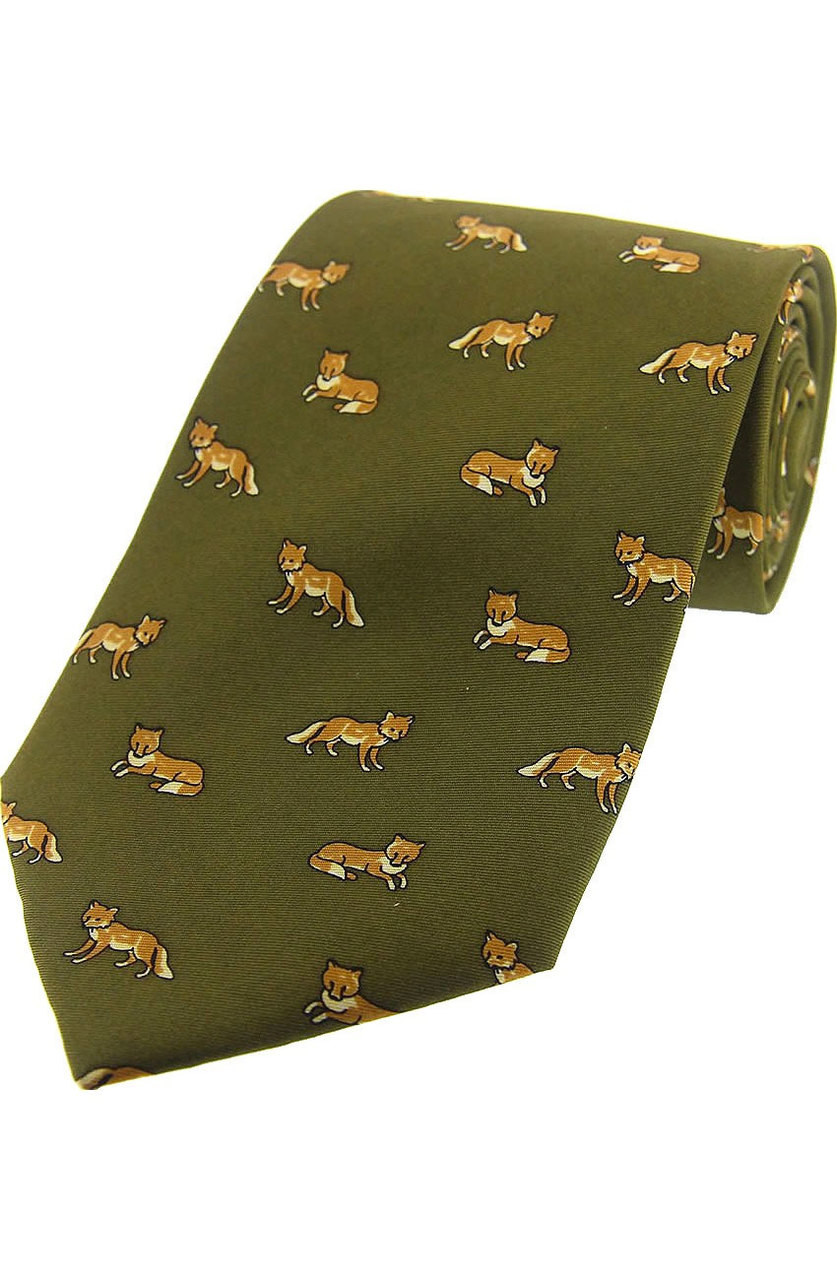 mens silk ties
