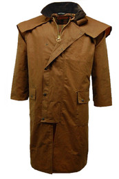 Wax Stockman Coat