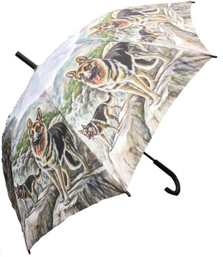 German Shepherd Dog Umbrella