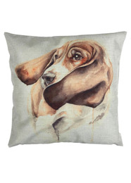Dog Themed Cushion