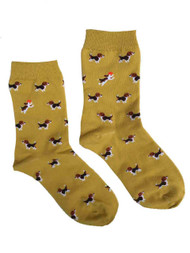 Beagle Ankle Socks
