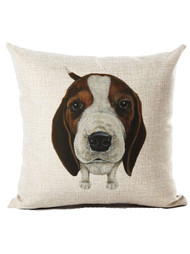 Beagle Cushion Cover