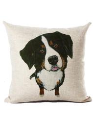 Bernese Mountain Dog Cushion Cover
