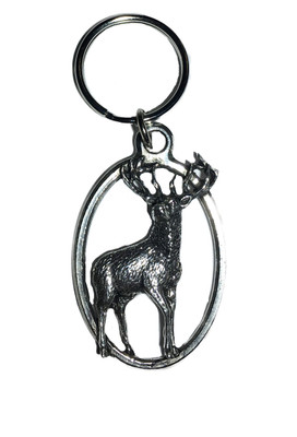 Stag Keyring