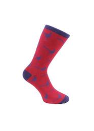 Pheasant socks