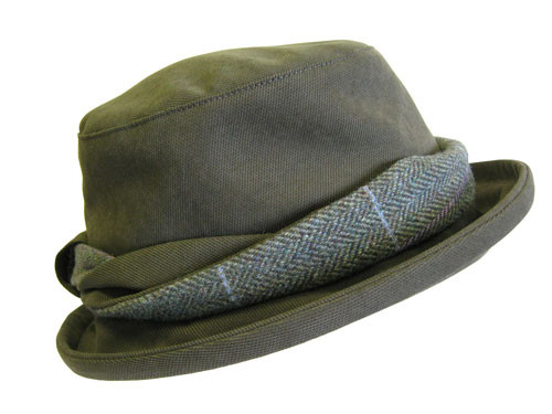 Hoggs of Fife Albany Waterproof Hat