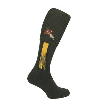 Jack Pyke Socks with Pheasant