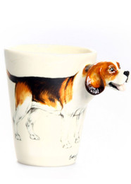 Blue Witch Beagle Mug