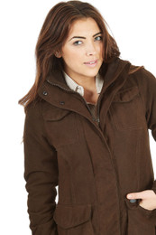 Sherwood Forest Ladies Hampton Jacket