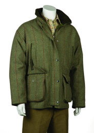 Bonart Mens Tweed Game Shooting Jacket
