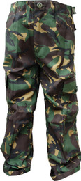 Camoflague Combat Trousers