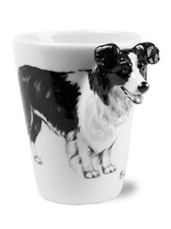 Border Collie Coffee Mug