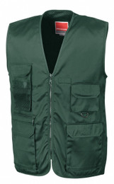 Fishing Vest Lichen Green