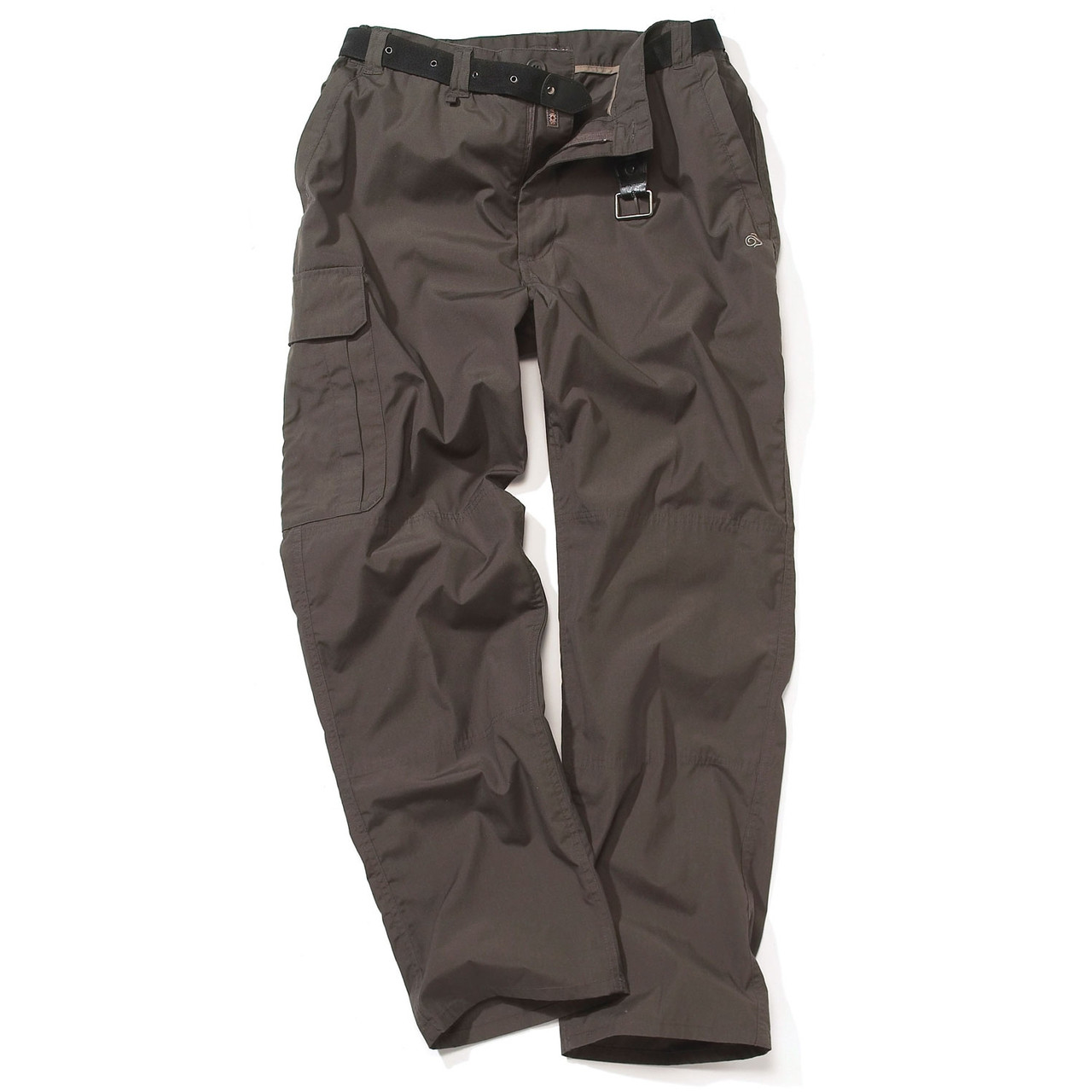 Craghoppers Outdoor Pro Womens Walking Trousers Beige Hiking Pants Long Length
