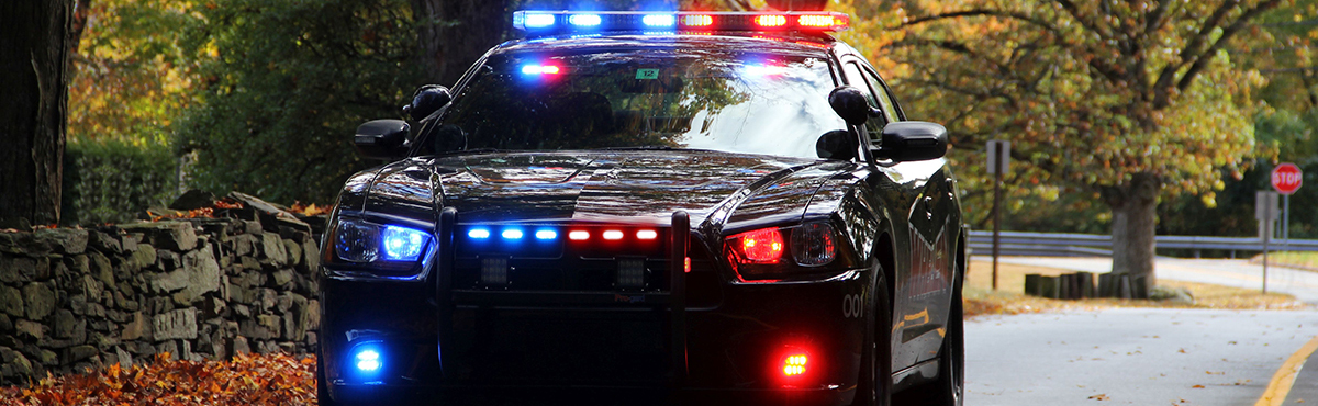 Dodge Charger Police Lights, Sirens, U0026 Equipment (2014 And Below)