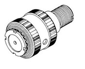 Biro Saw - Upper Main Shaft & Bearing Assembly - 1433,33,34,3334 - B033A-247