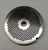 #56 Meat Grinder Plate with 1/8'' Holes