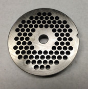 #56 Meat Grinder Plate with 3/8'' Holes