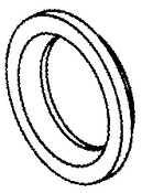 Butcher Boy Upper & Lower Shaft Seal - BB052-41D