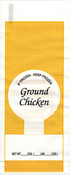 1lb. - Ground Chicken Meat Bags 1000ea. - Ground Chicken
