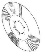 ProCut KMS-13 - Slicer Blade - 05-06822