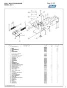 ProCut KT-8 - Meat Tenderizer Parts List