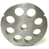 #32 Meat Grinder Plate with 3/4'' Holes