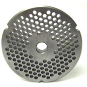 #52 Meat Grinder Plate with 3/16'' Holes
