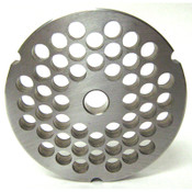 #52 Meat Grinder Plate with 3/8'' Holes
