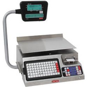 Tor Rey LSQ-40L 40 Pound Digital Price Computing Scale with Thermal Printer, Legal For Trade -- Free Shipping!!!