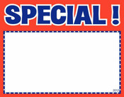 Price Card - Special 5.5'' x 7''