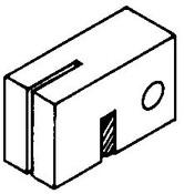 Biro Upper Saw Guide - B045-602