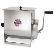 50lb. Stainless Steel Meat Mixer