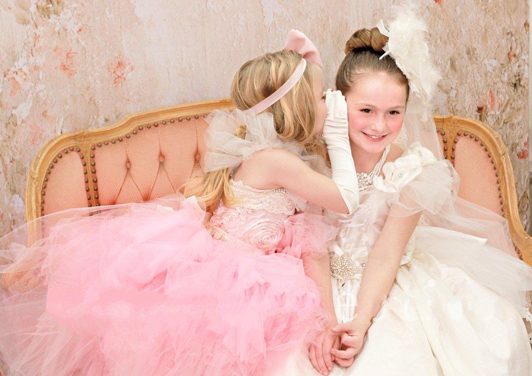 Luxury Flower Girl Dresses