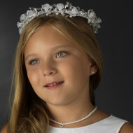 Communion Tiara | Girls Tiara