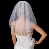 First Communion Veil | Girls Veil | Flower Girl Veil