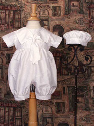 Little Things Mean A Lot - Boy Christening Suit