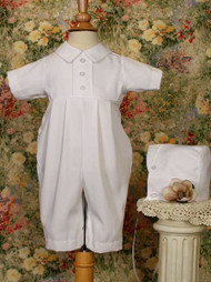 Little Things Mean A Lot - Boys Christening Suit - LTMBJ09CS