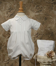 Little Things Mean A Lot - Boys Christening Suit - LTMBJ05RS