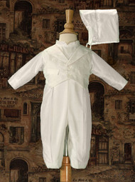 Little Things Mean A Lot - Boys Christening Suit - LTMDP27CL