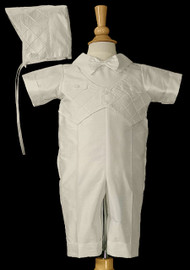 Little Things Mean A Lot - Boys Christening Suit - LTMDP79CS