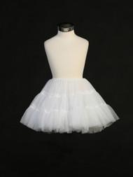 Girls Petticoats | Flower Girl Crinoline Petticoat Slip